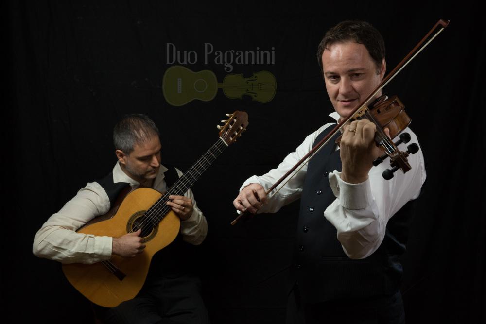 Duo Paganini Violino Chitarra