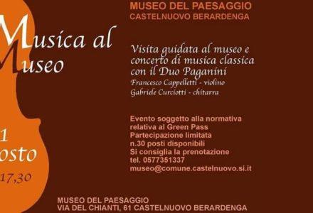 Musica al Museo di Castelnuovo Berardenga